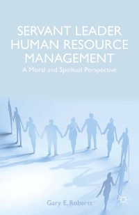 Cover Servant Leader Human Resource Management