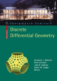 Cover Discrete Differential Geometry