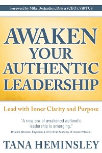 Cover Awaken Your Authentic Leadership