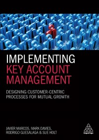 Cover Implementing Key Account Management