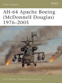 Cover Apache AH-64 Boeing (McDonnell Douglas) 1976 2005