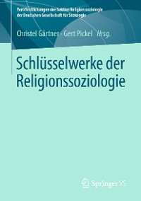 Cover Schlüsselwerke der Religionssoziologie