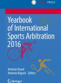 Cover Yearbook of International Sports Arbitration 2016