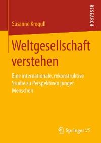 Cover Weltgesellschaft verstehen