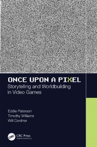 Cover Once Upon a Pixel