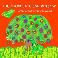 Cover The Chocolate Egg Willow