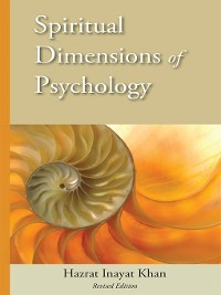 Cover Spiritual Dimensions of Psychology