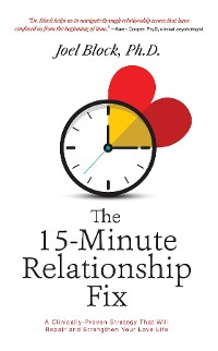 Cover The 15-Minute Relationship Fix