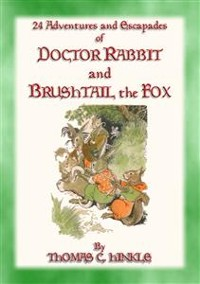 Cover DOCTOR RABBIT and the BRUSHTAIL FOX - 24 adventures and escapades of Doctor Rabbit