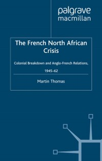 Cover French North African Crisis