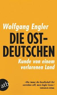 Cover Die Ostdeutschen
