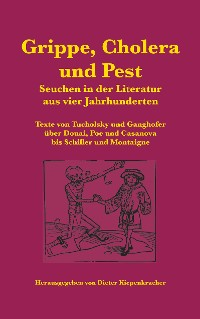 Cover Grippe, Cholera und Pest