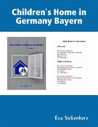 Cover Children`s Home in Germany Bayern