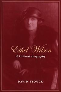 Cover Ethel Wilson