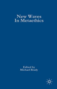 Cover New Waves in Metaethics