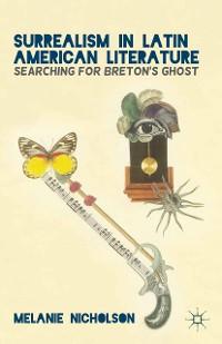 Cover Surrealism in Latin American Literature