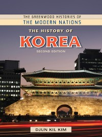Cover The History of Korea