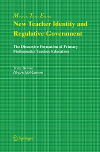 Cover New Teacher Identity and Regulative Government