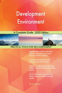 Cover Development Environment A Complete Guide - 2020 Edition