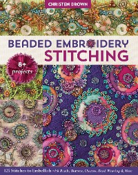 Cover Beaded Embroidery Stitching