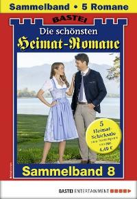 Cover Die schönsten Heimatromane 3 - Sammelband