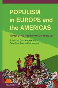 Cover Populism in Europe and the Americas