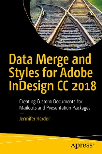 Cover Data Merge and Styles for Adobe InDesign CC 2018