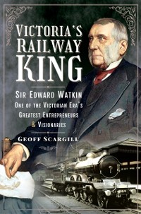 Cover Victoria's Railway King