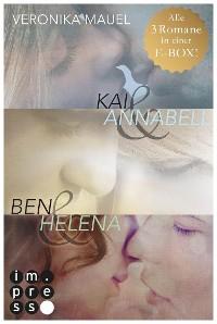 Cover Kai & Annabell: + Ben & Helena (Alle Bände und der Spin-off in einer E-Box!)