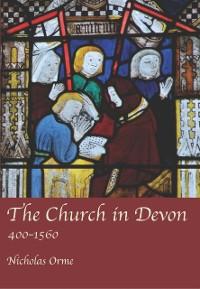 Cover Church in Devon