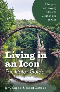 Cover Living in an Icon