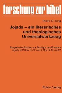 Cover Jojada - ein literarisches und theologisches Universalwerkzeug