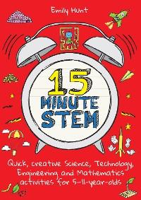 Cover 15-Minute STEM