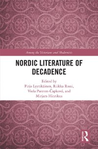 Cover Nordic Literature of Decadence