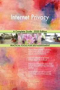 Cover Internet Privacy A Complete Guide - 2020 Edition