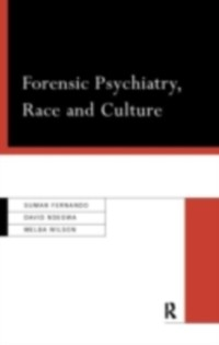 Cover Forensic Psychiatry, Race and Culture