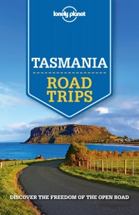 Cover Lonely Planet Tasmania Road Trips