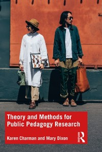 Cover Theory and Methods for Public Pedagogy Research