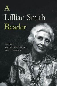 Cover A Lillian Smith Reader