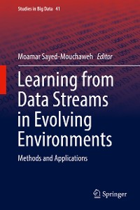 Cover Learning from Data Streams in Evolving Environments