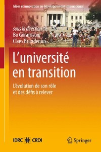 Cover L'université en transition