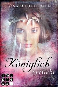 Cover Königlich verliebt