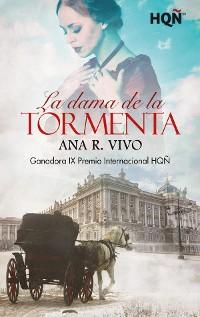 Cover La dama de la tormenta - Ganadora IX Premio Internacional HQÑ