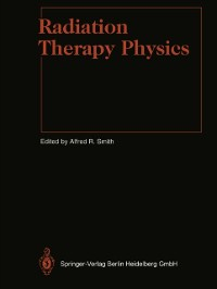 Cover Radiation Therapy Physics
