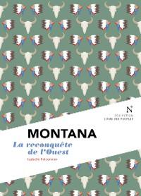 Cover Montana : La reconquête de l'Ouest