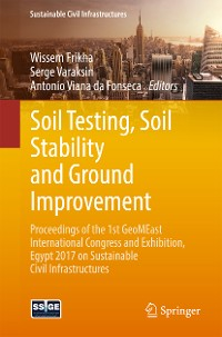 Cover Soil Testing, Soil Stability and Ground Improvement
