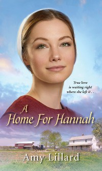 Cover A Home for Hannah