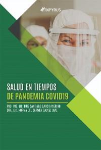 Cover Salud en tiempos de pandemia COVID19