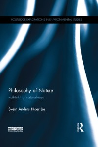 Cover Philosophy of Nature
