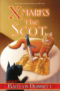 Cover X Marks the Scot
